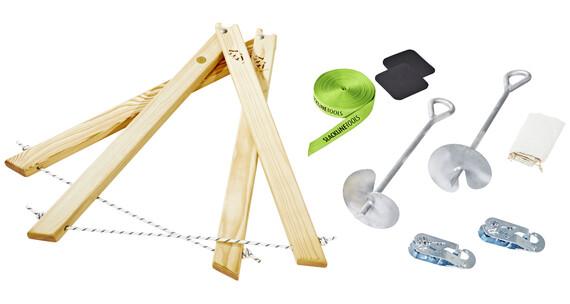 Slackline-Tools Classic Frameline Slackline 15 m